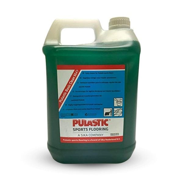 Pulastic Basic Clean for Sports surfaces