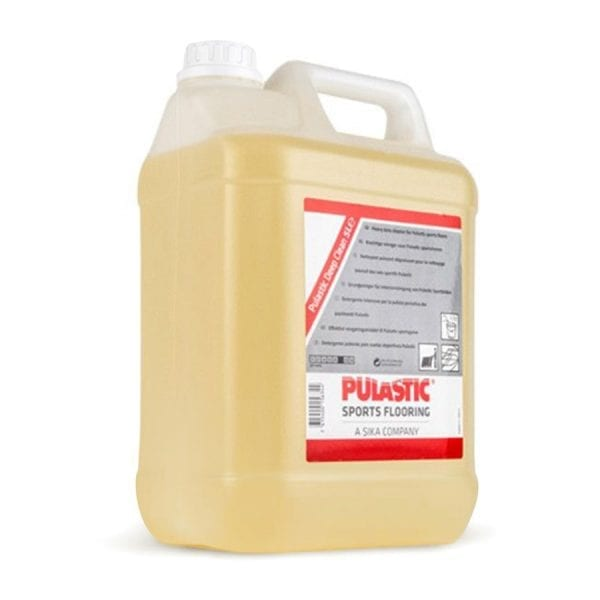Pulastic Deep Clean for sports floors