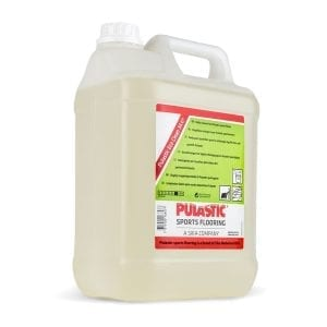 Pulastic Eco Clean for sports floors