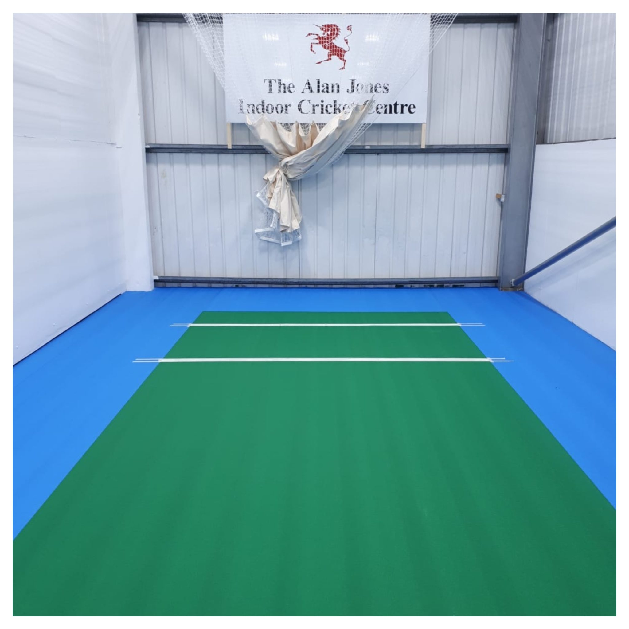 Uni-turf cricket club sports floor