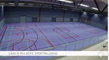 Great video showing you how we install our SSUK Pulastic Seamless Polyurethane sports floor