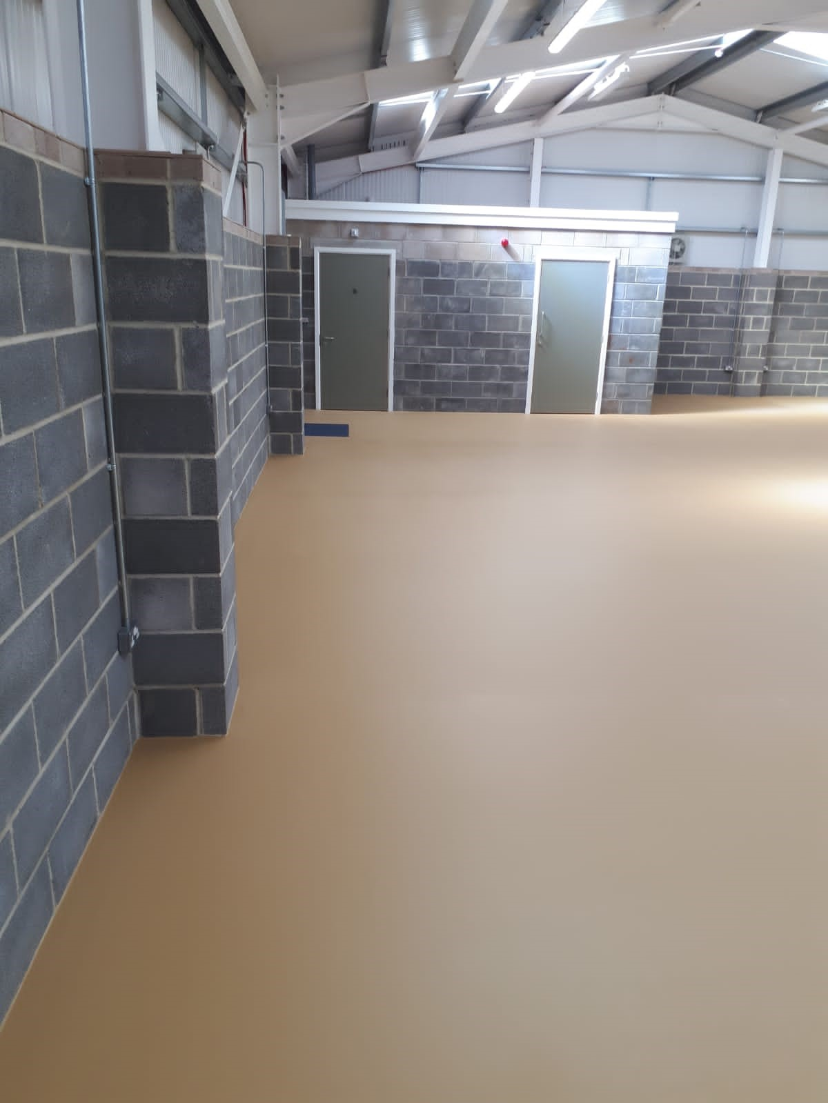 Yate Boxing Club in Bristol Gets a New Sports Floor